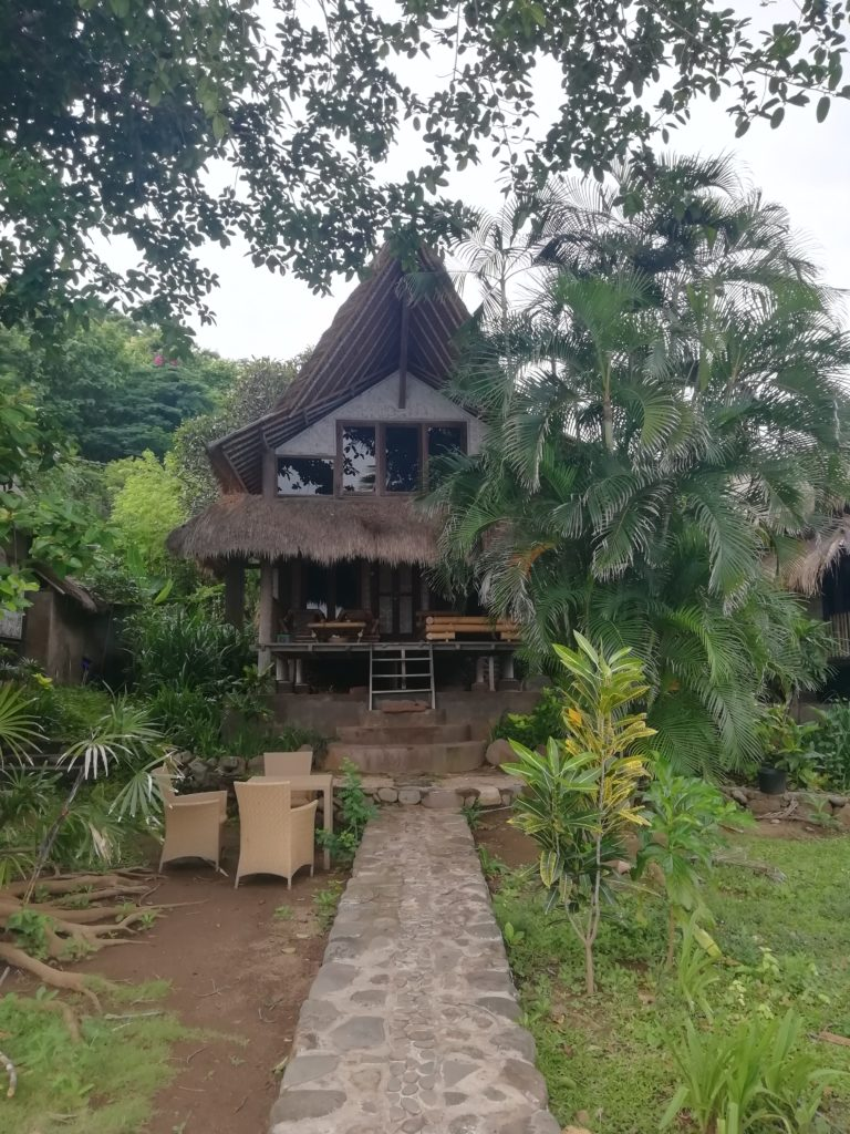Best Places to sleep in Bali, Good Karma Bungalows, Amed, Indonesia