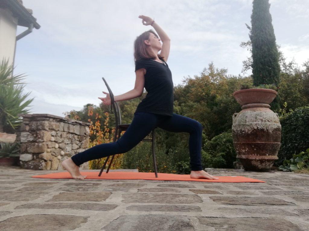 corso yoga accessibile gratuito