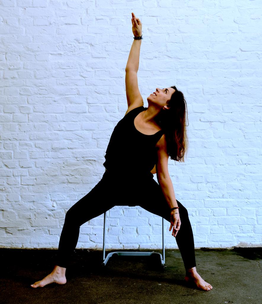 corso yoga accessibile