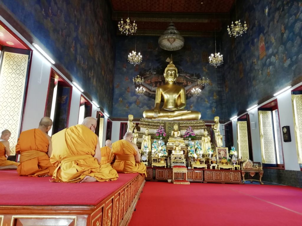 tempio bagnkok buddah