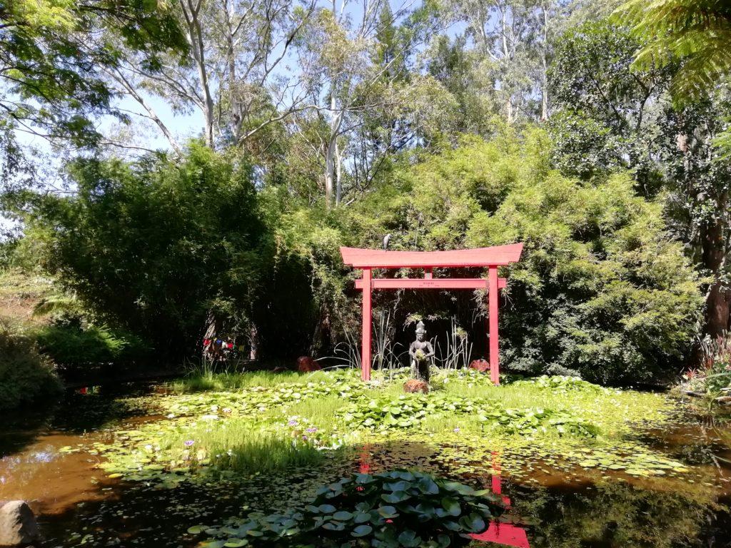 Il Giardino Zen, Crystal Castle, Australia