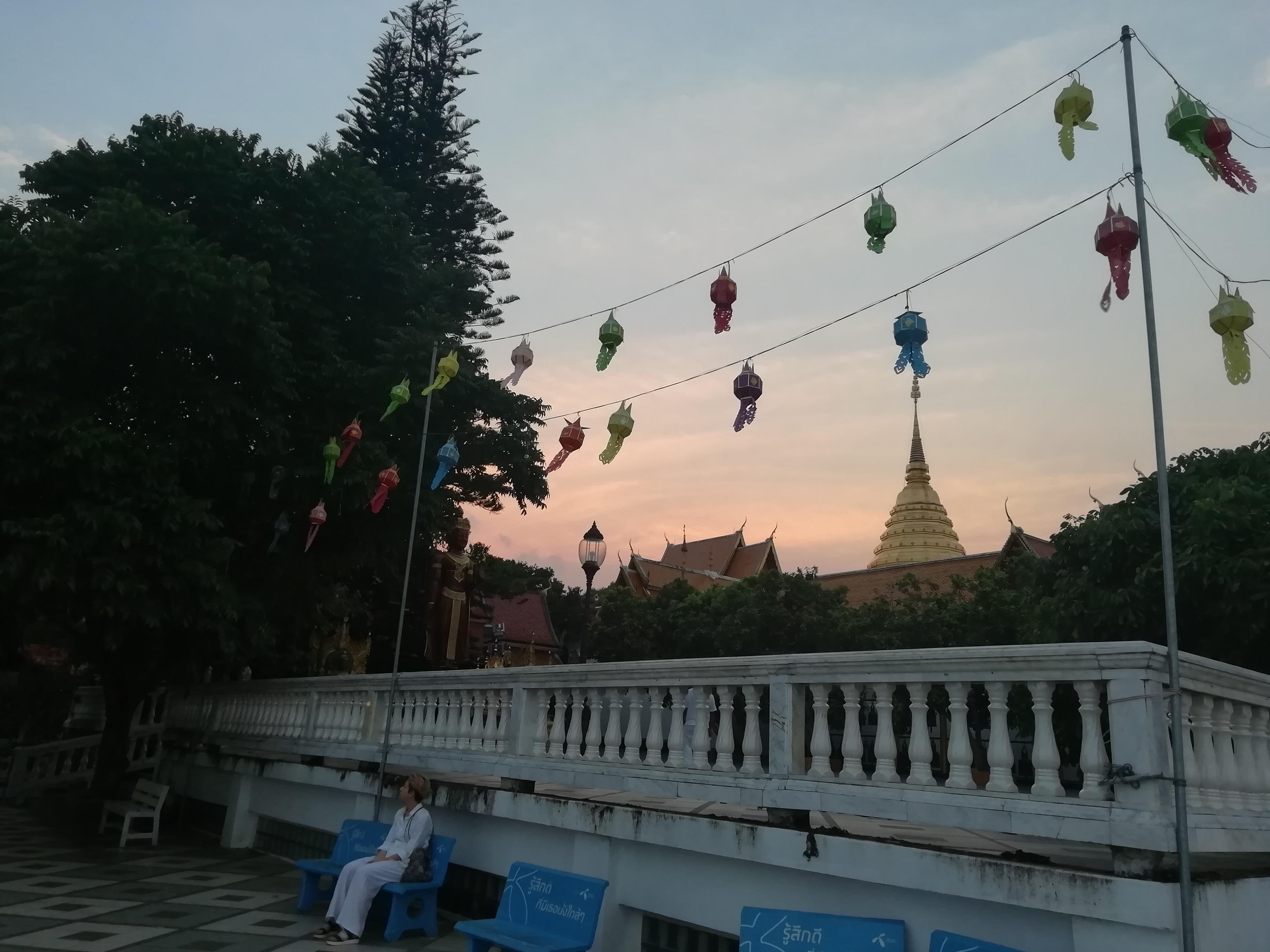 Meditazione Vipassana Thailandia
